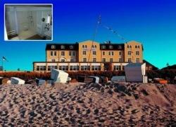 Upstalsboom Strandhotel Gerken richtet barrierefreies Hotelzimmer ein