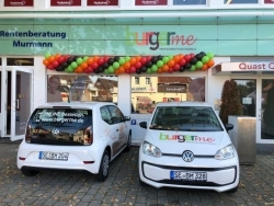 Expansion: Neuer burgerme-Store in Norderstedt