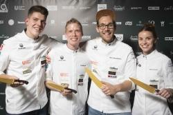 Koch des Jahres: Marco Raudenbusch und Dominik Sato sind im Finale