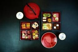Widder Hotel Zürich: Japanischer Afternoon Tea bietet Patisserie aus Fernost