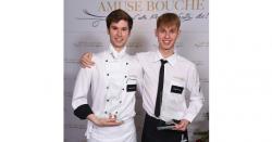 Amuse Bouche: Lehrlinge des Grand Hotel Wien gewinnen Innovationspreis