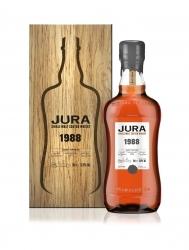 Limitierte Abfüllung: Jura Whisky präsentiert Rare Vintage 1988