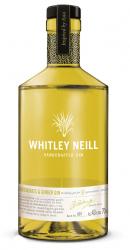 Neu in Deutschland: Whitley Neill erweitert Portfolio um Lemongrass & Ginger Gin