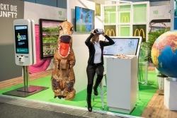 Nachhaltigkeit:  McDonald's präsentiert Best Beef Programm 2.0.  auf der grünen Woche