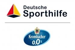 Kooperation: Krombacher unterstützt die Stiftung Deutsche Sporthilfe
