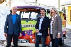 Rapunzel Naturkost: Leonhard Wilhelm wird dritter Geschäftsführer