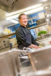 Steigenberger Hotel Thüringer Hof: Florian Körner ist neuer Küchenchef