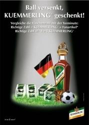 Fußball-WM mit Kuemmerling