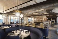 Kreuzfahrt und Haute Cuisine: La Mer Restaurant serviert Michelin-Küche an Bord