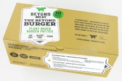 Pflanzen-Burger: Metro bietet Beyond Burger jetzt auch im 10er-Pack an