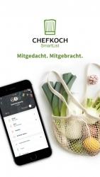 Shopping vereinfacht: Chefkoch startet Einkaufs-App SmartList