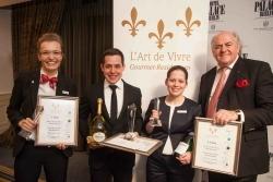 9.L'Art de Vivre Wettbewerb: Michael Jantscher ist Gastgeber des Jahres 2019