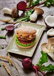 Pflanzen-Kreation: Hans im Glück bietet veganen Burger Naturbursche an