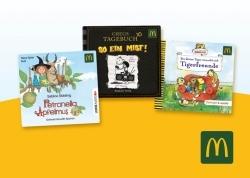 Zugunsten der Kinderhilfe: McDonald's verkauft Hörspiele und Hörbücher