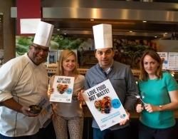 Stop the Food Waste Day: Compass Group setzt Zeichen gegen Lebensmittelverschwendung