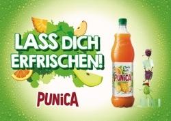 Facelift: Punica setzt mit Marken-Relaunch auf Teens