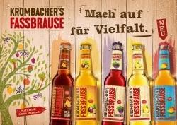 Tropisch: Krombacher's Fassbrause jetzt in Geschmacksrichtung Mango