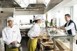 Hitverdächtig: SV Deutschland bringt musikalisch Inspririertes ins Betriebsrestaurant