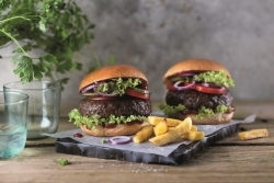 Veganer Burger: Beyond Meat Burger bald bei Lidl erhältlich