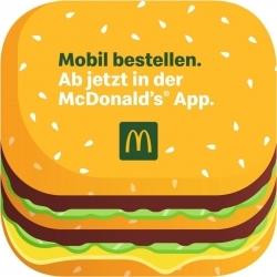 McDonald's: Bestell-und Bezahlapp jetzt deutschlandweit verfügbar