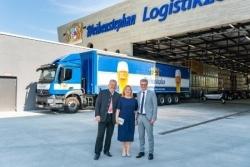 Staatsbrauerei Weihenstephan: Neues Logistikzentrum in Freising wurde eröffnet