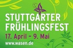 Stuttgarter Frühlingsfest aus dem Cannstatter Wasen