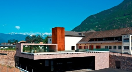 Südtirol: Kellerei Terlan baut an