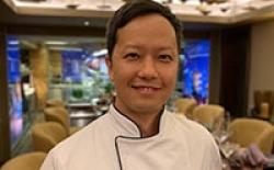 Hotel Vier Jahreszeiten Hamburg: Song R. Lee ist Chefkoch im Nikkei Nine