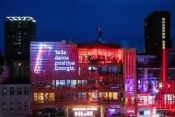 Coca-Cola: Party zum Deutschlandstart von Coca-Cola Energy
