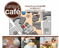 Studierendenwerk Hamburg: Campus Café nach Umbau wiedereröffnet