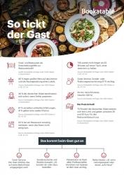 Bookatable by Michelin: Was Restaurantgäste schätzen und was nicht