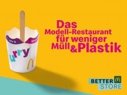 McDonald's Deutschland: Nachhaltige Verpackungen im Test