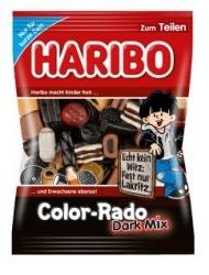 Lakritz-Vergnügen: Haribo stellt Color-Rado Dark Mix vor
