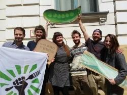 Slow Food Youth: Neue Leitung geht an den Start