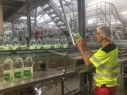 Coca-Cola: Neue Glasmehrweglinie am Standort Lüneburg wurde in Betrieb genommen