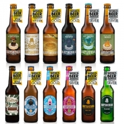 World Beer Awards: Ratsherrn Brauerei mehrfach ausgezeichnet