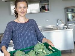 FH Münster: Oecotrophologie-Studentin kämpft gegen Lebensmittelverschwendung