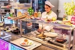 Wisag Catering: Burritos und mehr im Betriebsrestaurant