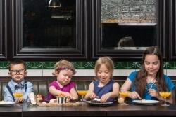 Bookatable by Michelin Umfrage: Das sagen Gäste zu Kindern in Restaurants