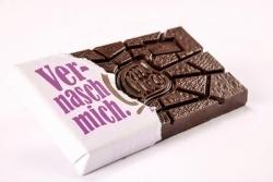 Herbstlich: Mychoco präsentiert neue Cranberry-Mandel Schokolade