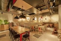 Neuer Look: 175. deutsche KFC Filiale wurde jetzt in Bonn eröffnet