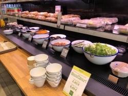 Belgische Restaurant-Kette: Exki führt erste Salad Bar in Köln ein