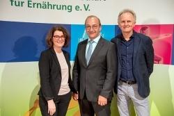 Deutsche Gesellschaft für Ernährung (DGE): Wechsel im Präsidium