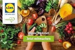 Vegane Werkstatt: Lidl präsentiert Mitmach-Aktion
