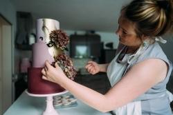 Münster: Oecotrophologie-Absolventin betreibt Tortenmanufaktur