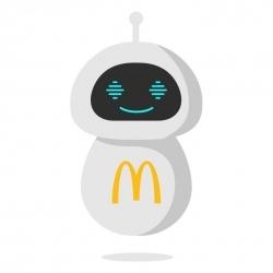Zukunftsweisend: McDonald's Deutschland setzt Chatbot auf der Webseite ein