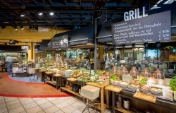 Marché International: Restaurantkette wird ausgezeichnet