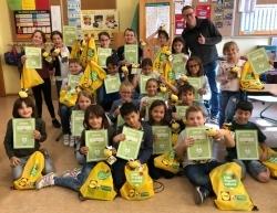 Lidl: Fruchtschule startet mit Ernährungswerkstatt ins neue Schuljahr
