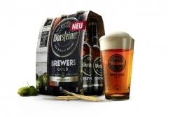 Bier-Neuheit: Warsteiner führt naturtrübes Brewers Gold ein