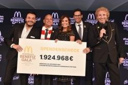 McDonald's: Unternehmen sammelt knapp 2 Millionen Euro für kranke Kinder